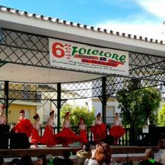 6 horas de Folclore 2015 en la Alameda