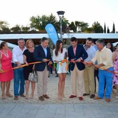 Inauguración del mercado agroalimentario del Guadalhorce