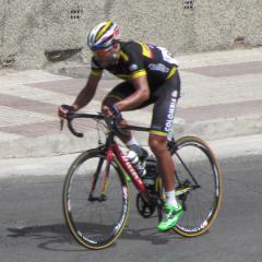 La Vuelta Ciclista 2015 pasando por Coín