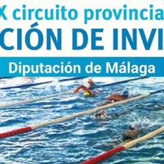 Circuito de Natación de Invierno, clasificación en Coín.