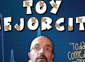"""Teatro de comedia """"Toy mejorcito"""" en Coín"""
