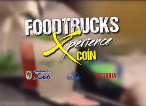 Foodtrucks Xperience Coín, 8 chefs sobre ruedas en la Alameda