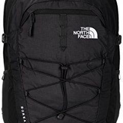 The North Face Borealis – Mochila, color negro, talla única