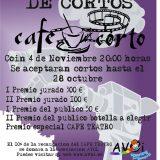 IV Certamen de Cortos del Café Teatro en Coín