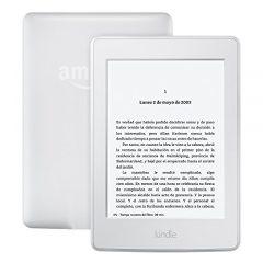 E-reader Kindle Paperwhite, pantalla de 6″ (15,2 cm) de alta resolución (300 ppp) con luz integrada, wifi (Blanco) – incluye ofertas especiales